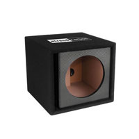 Atrend 12 in. Single Subwoofer Vented Enclosure - 12SVRCF - IN STOCK