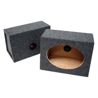 Atrend B Box Series 6 in. x 9 in. Angled Enclosures - 6X9PR - IN STOCK