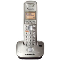 Panasonic Expandable Digital Cordless Phone with 1 handset - KX-TG4011N / KXTG4011 - IN STOCK
