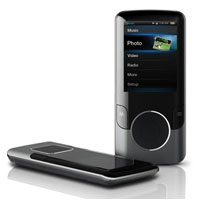 Coby 8GB Video/MP3 Player - MP7078GBLK - IN STOCK