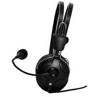 Case Logic DJ Style PC Headphones - H104 - IN STOCK