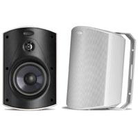 Polk Audio Atrium All Weather Outdoor Loudspeaker Pair (White) - ATRIUM4W - IN STOCK