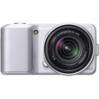 Sony αNEX-3 14.1 MP Mirrorless Camera W/ E 18-55mm OSS Lens - NEX-3K/S / NEX3KS - IN STOCK