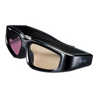 LG 3D Active Shutter Glasses - AGS-100 / AGS100 - IN STOCK