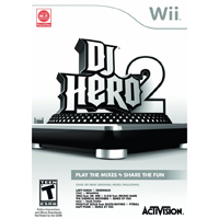 Activision Dj Hero 2 Software - Nintendo Wii (Stand-Alone Software) - DJHERO2WII - IN STOCK