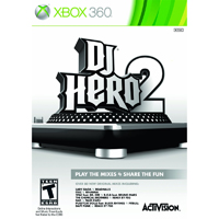 Activision Dj Hero 2 Software - Xbox 360 (Stand-Alone Software) - DJHERO2360 - IN STOCK