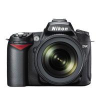 Nikon D90 12.3 MP DSLR W/ DX VR Nikkor 18-55mm Kit Lens - D90 - IN STOCK