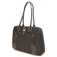 Mobile Edge 16� PC or 17� MacBook ScanFast Onyx Checkpoint-Friendly Laptop Briefcase - MESFOBC - IN STOCK
