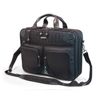 Mobile Edge ScanFast 16� PC or 17� MacBook Checkpoint Friendly Attache Notebook Case  - MESFBC2 - IN STOCK