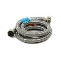 Universal Stainless 5 Foot Hose - STS5FTHOSE - IN STOCK
