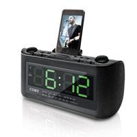 Coby Alarm Clock/Radio for iPod - CSMP120 - IN STOCK