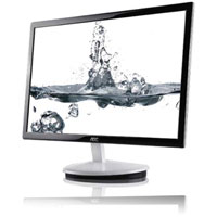 AOC 21.5 in. LED , Contrast Ratio: 50,000,000:1, 1920 x 1080, LCD Monitor - E2243FW - IN STOCK