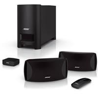 Bose CineMate� Series II digital home theater speaker system - CINEMATE - IN STOCK