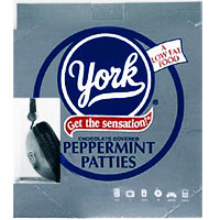 DGL York Peppermint Pattie On-Ear Comfort Headphones - DGL820HY - IN STOCK