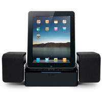 iLuv Hi-Fidelity Speaker Dock for iPad, iPhone, and iPod - IMM747 - IN STOCK