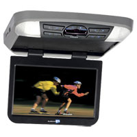 Movies 2 Go 10 in. LED Overhead Monitor w Built-In DVD Player - AVXMTG10U - IN STOCK