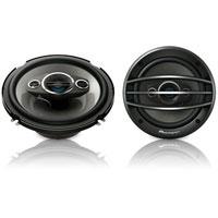 Pioneer 6-1/2 in., 350W,  4-Way Speakers - TS-A1684R / TSA1684 - IN STOCK