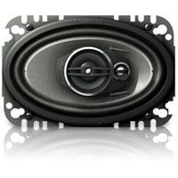 Pioneer 4 in. x 6 in., 200W, 3-Way Speaker - TS-A4674R / TSA4674 - IN STOCK