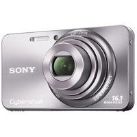 Sony Cyber-Shot 16.1 Megapixel Digital Camera (Silver) - DSC-W570/S / DSCW570S - IN STOCK