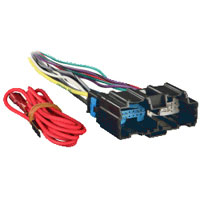 Metra Installation Wiring Harness for Chevrolet Aveo and Pontiac G3 - 70-2105 / 702105 - IN STOCK