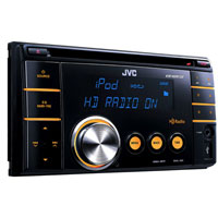 JVC Double Din Multimedia USB/CD Receiver - KW-HDR720 / KWHDR720 - IN STOCK