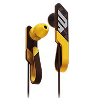 Sony PIIQ� Clip-on Earbuds - MDR-PQ4/BRN / MDRPQ4BRN - IN STOCK