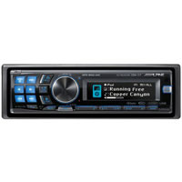 Alpine USB/Bluetooth Ready CD Receiver - CDA-117 / CDA117