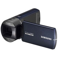Samsung Switch Grip Full HD Camcorder - HMX-Q10BN/XAA / HMXQ10BN - IN STOCK