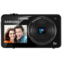 Samsung 16.0 Megapixel Digital Camera (Black) - ST700BLACK - IN STOCK