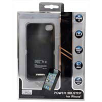 Bytech iPhone Protective Case with Built-in Charger - PP-5001 / PP5001 - IN STOCK