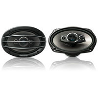 Pioneer 6 x 9 in., 550W, 4-Way Speakers - TS-A6984R / TSA6984 - IN STOCK