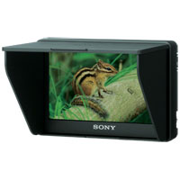 Sony 5 in. LCD Portable Monitor - CLM-V55 / CLMV55 - IN STOCK