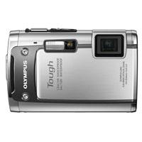 Olympus 14.0 Megapixel Digital Camera (Silver) - TG-610 / TG610 - IN STOCK