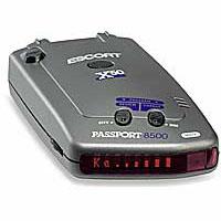 Escort Advanced Programmable Radar/Laser Detector w/ VG-2 Cloaking & Safety Warning System - Passport 8500 / 8500 / P8500 - IN STOCK