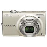 Nikon COOLPIX 16.0 Megapixel 24-100mm Optical Zoom Digital Camera - S6100SL - IN STOCK