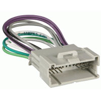 Metra Impala/Monte Carlo Amp Bypass Wiring Harness - 70-2021 / 702021 - IN STOCK