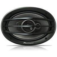 Pioneer 6 x 9 in., 500W, 3-Way Speakers  - TS-A6974S / TSA6974 - IN STOCK