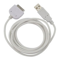 Scosche syncCable USB 2.0 Cable For iPod/iPhone - IPUSB2 - IN STOCK
