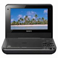Sony 7 in. Portable DVD Player - DVP-FX750B / DVPFX750B - IN STOCK
