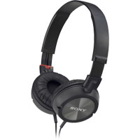 Sony ZX Series Stereo Headphones (Black) - MDRZX300/BLK‎ / MDRZX300BLK - IN STOCK