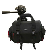 Dolica Professional Shoulder DSLR Camera Bag and Tripod - GS-300 / GS300STKIT - IN STOCK