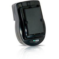 Digipower 1 Hour Travel Charger with LCD Display for Canon Camcorder Batteries - VTC-500C / VTC500C - IN STOCK