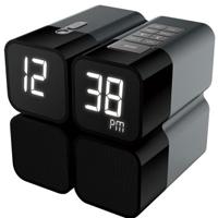 Homedics Quad Clock Radio  - HXBO50 - IN STOCK