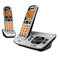 Uniden DECT 6.0 Cordless Phone with Digital Answering System - D1680-2 / D16802 - IN STOCK