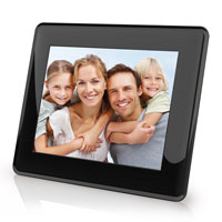 Coby 8 in. Widescreen Digital Photo Frame - DP843 / DP843 - IN STOCK