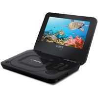 Coby 7 in. Portable DVD/LCD Player - TF-DVD7011 / TFDVD7011 - IN STOCK
