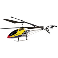 Odyssey 24 in. Gyro Metal RC Helicopter - ODY-510Y / ODY510Y - IN STOCK