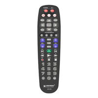 Universal 3 Device Universal Remote Control - URC-SR3 / URCSR3 - IN STOCK