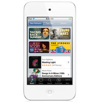 Apple 64GB iPod Touch (White) - MD059/LLA / MD059