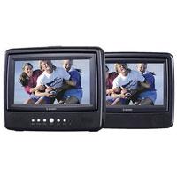 Axion 7 in. Dual Screen Portable DVD Player - AXN-7979 / AXN7979 - IN STOCK
